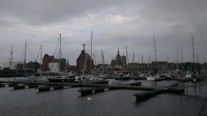 Mit DANJA in Stralsund
