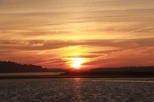 Barhöft Sunset